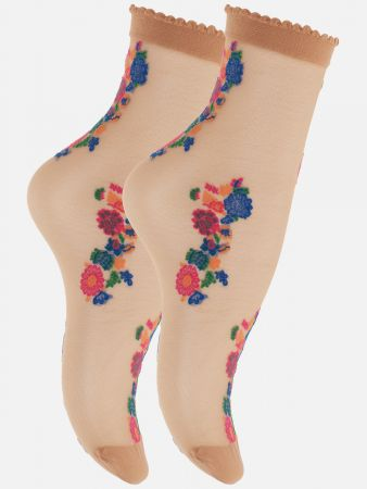 Trendy Spring Socks - Socken